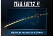 Final Fantasy XV - Masamune Sword DLC EU/RU/AUS PS4 CD Key