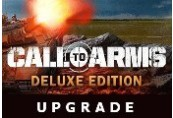 Call to Arms - Deluxe Edition Upgrade DLC Steam CD Key