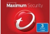 Trend Micro Maximum Security (1 Year / 5 Devices)
