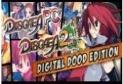Disgaea PC + Disgaea 2 PC Steam CD Key