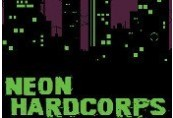 Neon Hardcorps Steam CD Key