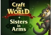 Craft The World  + Sisters in Arms DLC Steam CD Key