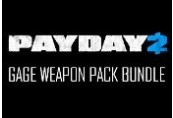 PAYDAY 2 - Gage Weapon Pack Bundle Steam Gift