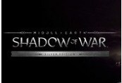 Middle-Earth: Shadow of War Silver Edition + Preorder bonus Steam CD Key