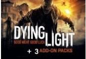 Dying Light + 3 DLC EU Steam CD Key