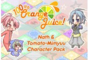 100% Orange Juice - Nath & Tomato+Mimyuu Character Pack DLC Steam CD Key