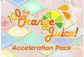 100% Orange Juice - Acceleration Pack DLC Steam CD Key