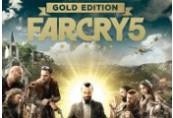 Far Cry 5 Gold Edition EMEA Uplay CD Key