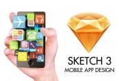 Sketch 3 Mobile App Design ShopHacker.com Code