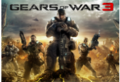 Gears of War 3 US Xbox 360 CD Key