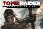 Tomb Raider: Definitive Edition EU XBOX ONE CD Key