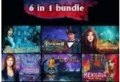 Hidden Object 6-in-1 bundle Steam CD Key