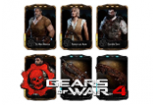 Gears of War 4 - Outsider Lancer Skin + Bros to the end Elite Gear Pack DLC XBOX One CD Key