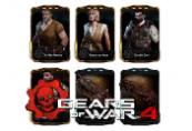 Gears of War 4 - Rockstar Hydro 74 Red Metal Lancer Skin + Emblem DLC XBOX One CD Key