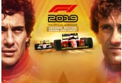 F1 2019 Legends Edition Upgrade PS4 CD Key