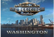American Truck Simulator - Washington DLC Steam CD Key
