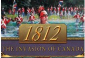 1812: The Invasion of Canada Steam CD Key