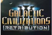 Galactic Civilizations III - Retribution Expansion Steam CD Key