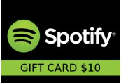 Spotify 10 USD US Pre-Paid