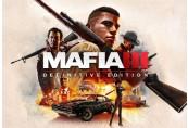 Mafia III Definitive Edition EU Steam CD Key