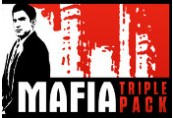 Mafia Triple Pack EU Steam CD Key