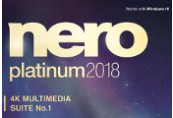 Nero Platinum 2018 Suite CD Key