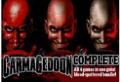 Carmageddon Complete Pack Steam CD Key