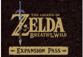 The Legend of Zelda: Breath of the Wild Expansion Pass DLC US Nintendo Switch CD Key