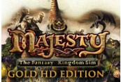 Majesty Gold HD Steam CD Key