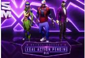 Agents of Mayhem - Legal Action Pending DLC Retail Edition Steam CD Key