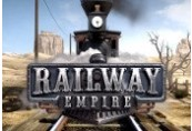 Railway Empire EU Steam CD Key