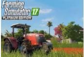 Farming Simulator 17 Platinum Edition Steam CD Key