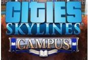 Cities: Skylines - Campus DLC Steam CD Key
