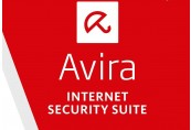 Avira Internet Security Suite 2019 Key (1 Year / 3 Devices)