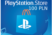 PlayStation Network Card 100 PLN PL