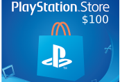PlayStation Network Card $100 US