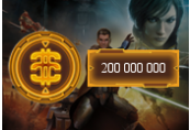 200 000 000 Star Wars: The Old Republic Credits NA