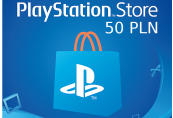 PlayStation Network Card 50 PLN PL
