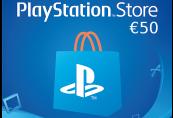 PlayStation Network Card €50 FR