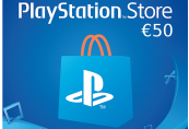 PlayStation Network Card €50 BE