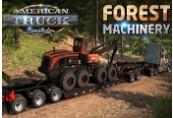 American Truck Simulator - Forest Machinery DLC EU Steam Altergift