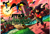 Attack of the Mutant Fishcrows Steam CD Key