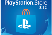 PlayStation Network Card $10 US