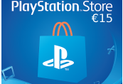 PlayStation Network Card €15 ES