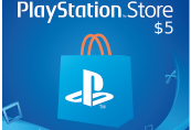 PlayStation Network Card $5 KUW