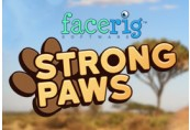 FaceRig - Strong Paws DLC Steam CD Key
