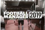 Football Manager 2019 TR Steam CD Key