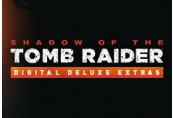 Shadow of the Tomb Raider - Deluxe Extras DLC Steam CD Key