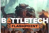 BATTLETECH - Flashpoint DLC EU Steam CD Key