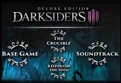 Darksiders III Deluxe Edition Steam CD Key